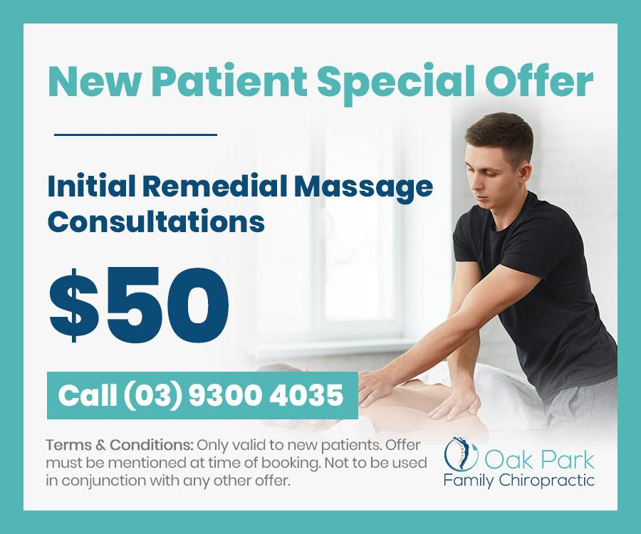 remedial massage Maribyrnong